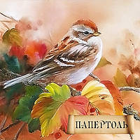 Папертоль Осенняя пташка  РТ150103