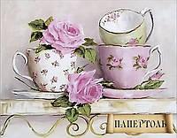 Папертоль Шебби-шик Чашки РТ150091
