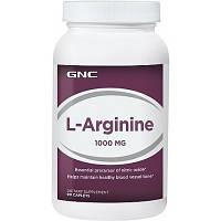 GNC L-ARGININE 1000, 90 caplets