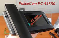 Видеодомофон PoliceCam PC-437R0