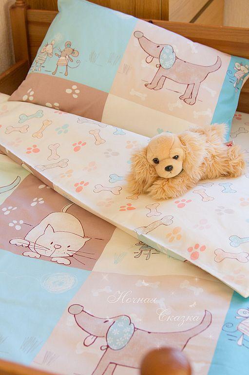 Как выбрать качественное детское постельное белье?