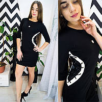 """Женское платье """"Джерси"""" АМ-22"""