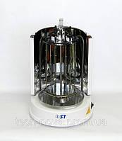 Электрошашлычница Saturn ST 60-140-01 3 в 1 (2,5 кг, 1400 Вт)