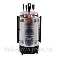 Электрошашлычница Saturn ST-FP8560 NEW  (1000 Вт)