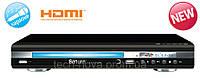 DVD-плеер SATURN ST-DV7705 (USB порт, караоке, диск 400 песен, микрофон)