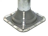 Разрезной Кровельный проход Dektite Combo (Master Flash) для металлических и битумных крыш Любой Размер 125-230мм, Серый ЭПДМ