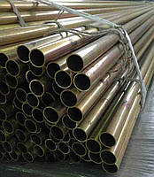 Латунная труба 27х4,5 мм ЛС59, Л63  ГОСТ цена купить доставка, ООО ТК Айгрант