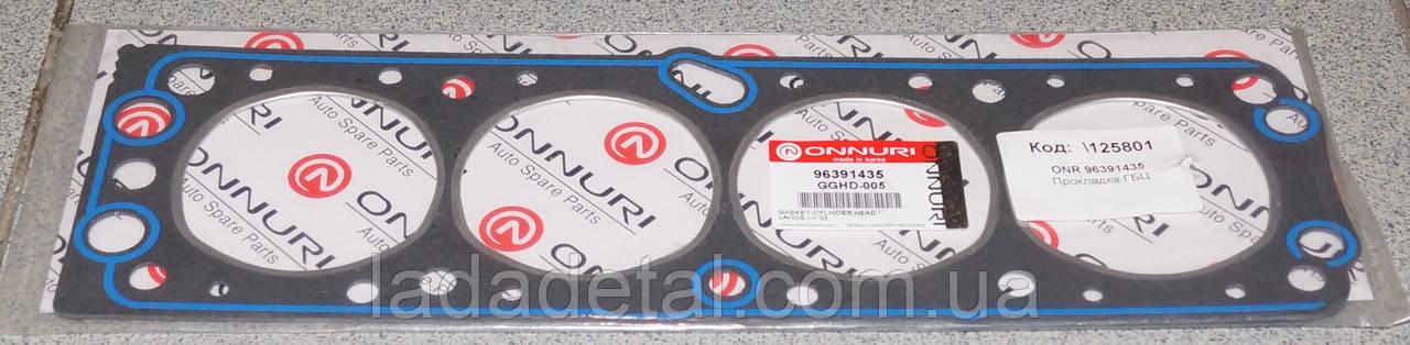 Прокладка ГБЦ Нексия 1.5 16 кл Onnuri  Корея