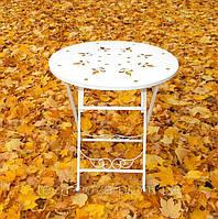 Стол свадебный раскладной белый СР-03
