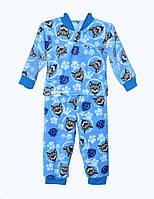 Піжама  махрова  для  хлопчиків  1-7 р. PAW Patrol