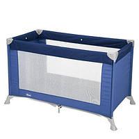 Кроватка-манеж Chicco Good Night в сумке Blue 79073.80