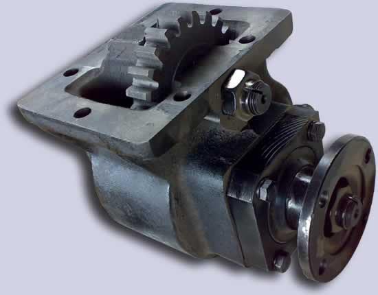 Коробка отбора мощности ЯМЗ-238М2