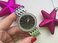 Наручные часы Rolex чёрные с серебром