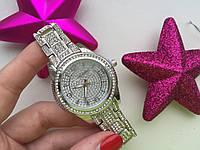 Наручные часы Rolex сверкающее серебро