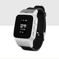 Детские умные часы Wonlex EW100 (D99) - Smart Watch GPS Silver