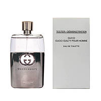 Gucci guilty pour homme 90ml тестер