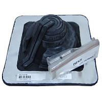 Разрезной Кровельный проход Dektite Combo (Master Flash) для металлических и битумных крыш Любой Размер 5-60мм, Черный ЭПДМ