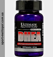 Ultimate Nutrition DHEA 50 мг 100 капс.
