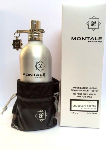 Тестер парфюмированная вода унисекс Montale Chocolate Greedy ( Монталь Шоколад Гриди ) 100 мл