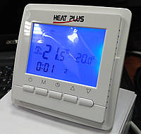 Программируемый терморегулятор HEAT PLUS BHT 306
