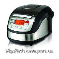 Мультиварка POLARIS PMC 0512 AD (йогурт, тушение, варка, выпечка, жарка, рис)