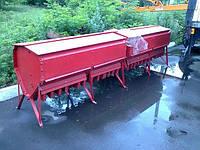 Ящик Зернотуковый СЗГ на сеялку зерновую СЗ 5,4