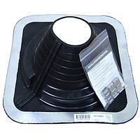 Разрезной Кровельный проход Dektite Combo (Master Flash) для металлических и битумных крыш Любой Размер 75-175мм, Черный ЭПДМ