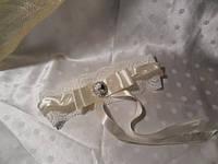 Свадебная подвязка 31