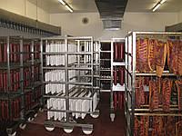 Камера созревания сырокопченых и сыровяленых колбас