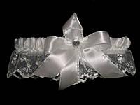 Свадебная подвязка 32