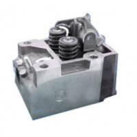 Головка блока цилиндров КамАЗ-740, ГБЦ двигателя