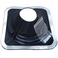 Разрезной Кровельный проход Dektite Combo (Master Flash) для металлических и битумных крыш Любой Размер 125-230мм, Черный ЭПДМ
