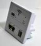 Wi fi репитер wall AP LV-AP (желтая коробка) *2594