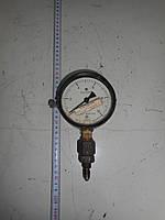 Маномет ОБМ1-100 от 0 до 10 кг/см2 с хранения(Б/у)