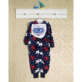 Детские пижамы Кигуруми , 98см. 1457мрж В наличии 86,92,98 Рост., фото 2