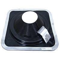 Разрезной Кровельный проход Dektite Combo (Master Flash) для металлических и битумных крыш Любой Размер 150-280мм, Черный ЭПДМ
