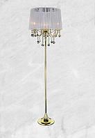 Торшер в классическом стиле (20-7003GD-3 GD WHITE)