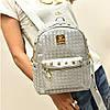 Маленький рюкзак с заклепками, фото 4