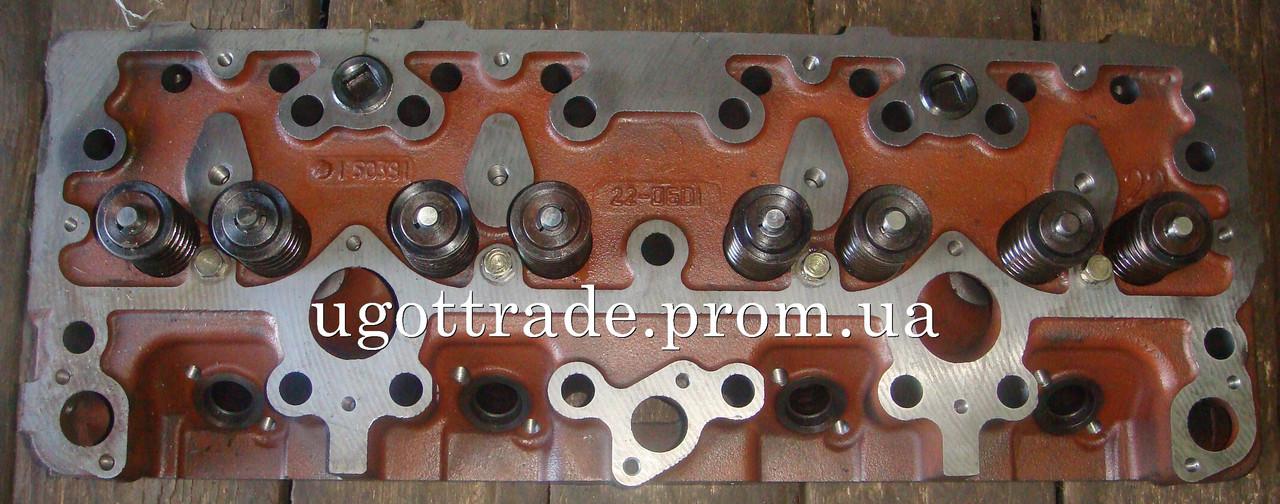 Головка блока цилиндров СМД-22, 22-06с9