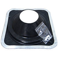 Разрезной Кровельный проход Dektite Combo (Master Flash) для металлических и битумных крыш Любой Размер 175-330мм, Черный ЭПДМ