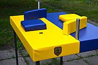 Стол для армрестлинга Троян Простая рама 40х20, фото 1