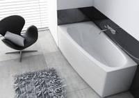 Ванна AQUAFORM SIMI  150 x 80  cm L