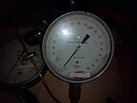 Манометр образцовый МЗМ от 0 до 100 кг/см2 с консервации (б/у)