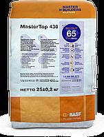 Упрочнение пола MasterTop 430. Топпинг цена.