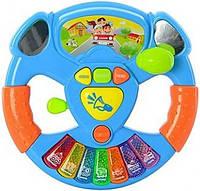 Музыкальный детский руль