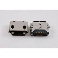 Коннектор разъем USB SonyEricsson Х10 mini, W100
