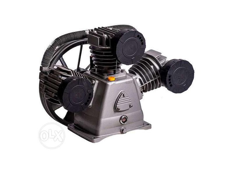 Блок поршневой Remeza LB 75 компрессорная головка Aircast (Беларусь)