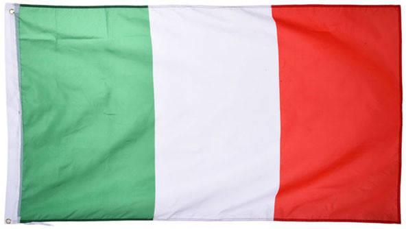 Национальный флаг Италии 90х150см , фото 2