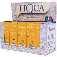Жидкость для электронной сигареты LIQUA 0 мг/мл Ваниль