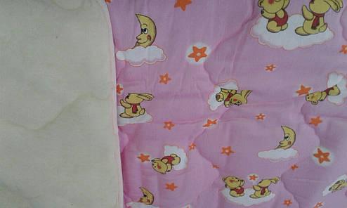 Одеяло Homeline меховое 100х140см, фото 2